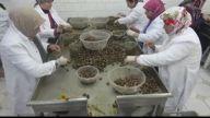 (Görüntülü) Türk salyangozu Fransız sofralarını süslüyor