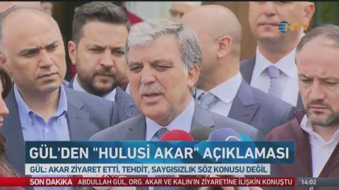 Son dakika: Abdullah Gülden Hulusi Akarın ziyaretine ilişkin açıklama 89