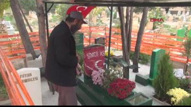 9 Aydır Oğlunun Mezarında Yaşıyor: Ölümüne Yol Açanlar Ceza Almazsa Hayatıma Son Vereceğim 97