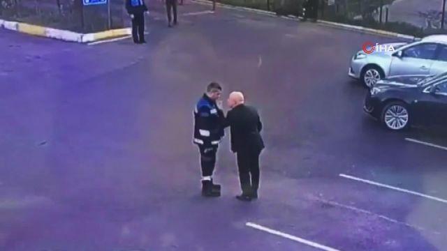 Zabıta memurunu döven eski zabıta daire başkanı hakim karşısına çıktı 69